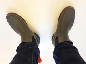 De är jättesköna också, jag har haft på mig dem hela eftermiddagen.